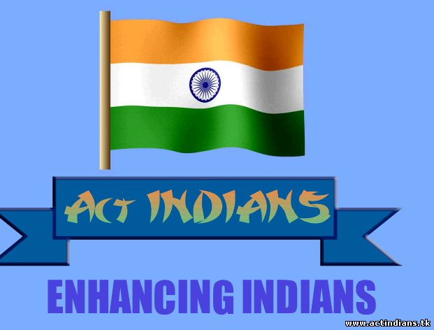 act indians logo